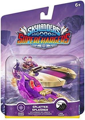 Activision 015965 Skylanders Super Chargers Splatter Splasher Figuren Nintendo Wii U