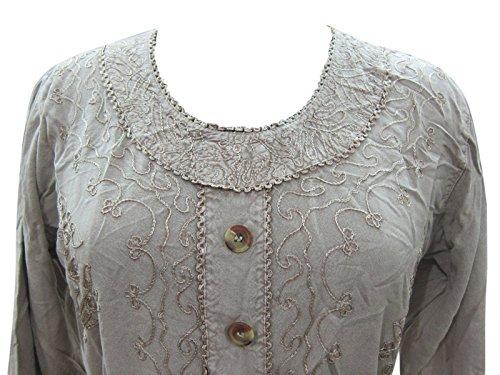 Mogul Interior - Vestido - para mujer gris