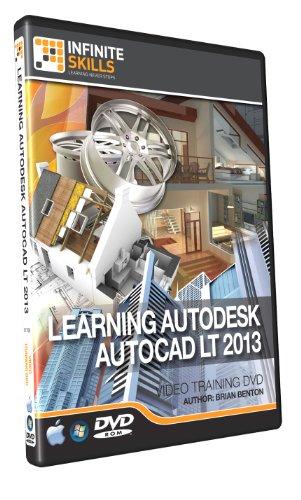 AutoCAD LT 2013 Training DVD - Tutorial Video by Infiniteskills