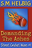 Demanding The Ashes: Street Cricket Wars #1