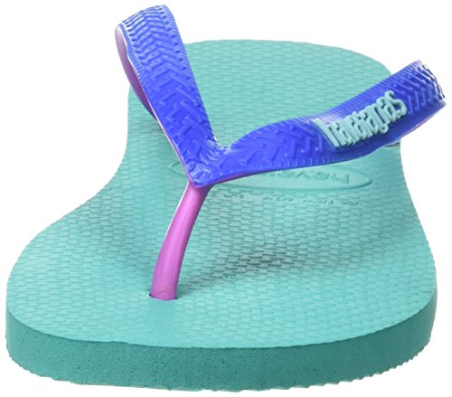 Mix lake 8443 Tongs Top turquoise Multicolore Bleu Adulte Mixte Vert Havaianas 58WndvUO5