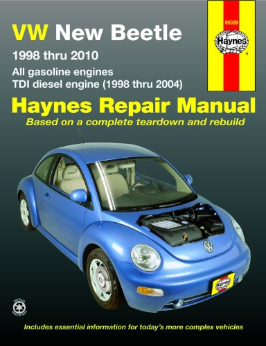 010 Repair Manual (Haynes Repair Manual) ()