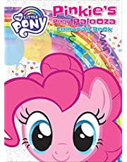 My Little Pony Pinkie's Pony Palooza Colouring Book