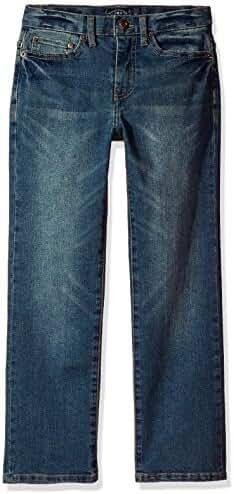 Lucky Brand Boys' Classic Straight Jean