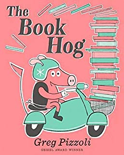 Book Cover: The Book Hog