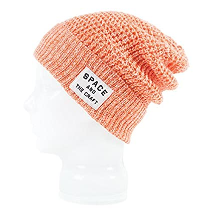 Spacecraft Mable Hat, Orange, One Size Spacecraft Clothing MAB-F16-A-HW