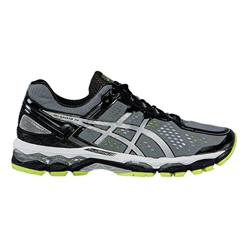 asics-mens-gel-kayano-22-running-shoe-charcoal-silver-lime-115-m-us
