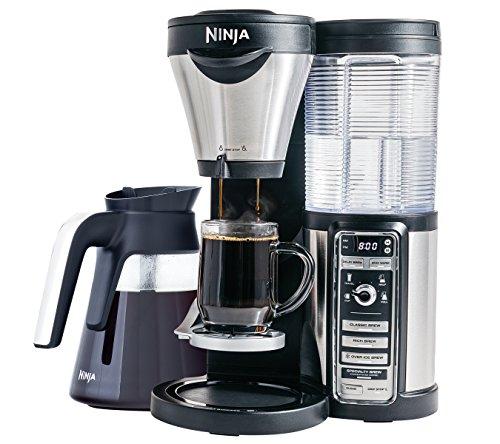 how to clean ninja coffee bar single serve cf112