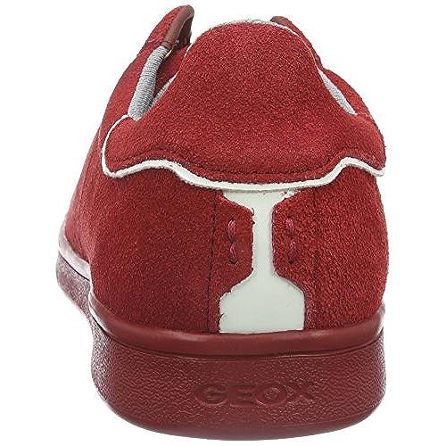 Geox Geox Warrens Chaussures de Sport Homme Gris