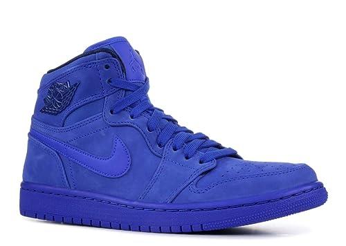 low priced 84eb0 aaa15 Nike Wmns Air Jordan 1 Ret Hi Prem, Scarpe da Fitness Donna, Multicolore  Void