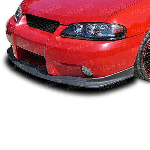 Sports Front Bumper Lip For Nissan Sentra SE-R 2002-2003