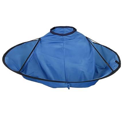Sharplace Batas de Corte de Pelo Niños Delantal Resistente al Agua Capa de Peluquería Vestido -