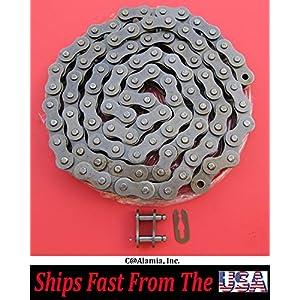 Bluebird Aerator Parts, # 539000308 Drive Chain Fits B530, H530 & Husqvarna . AR19
