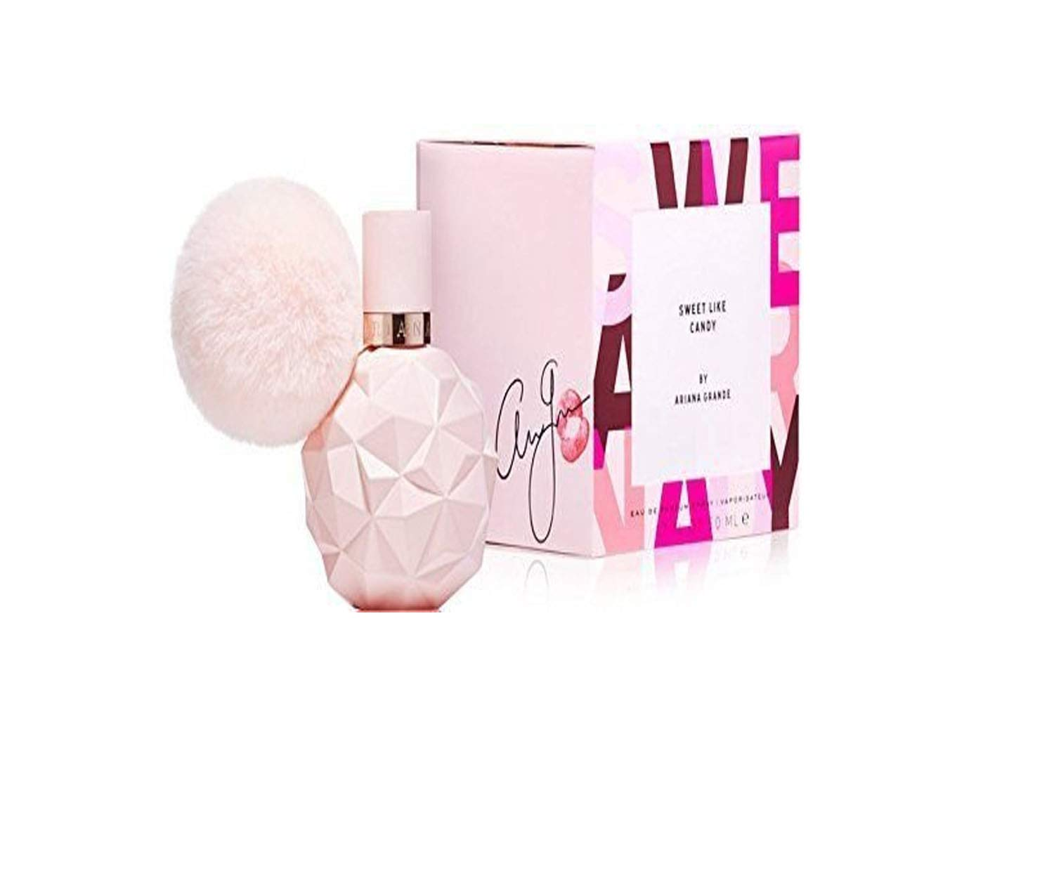 Ariana Grande Sweet Like Candy Eau de Parfum Spray, 100 ml Designer Parfums 812256021711