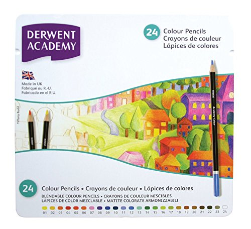 Derwent Academy Colored Pencils 2301938 product image