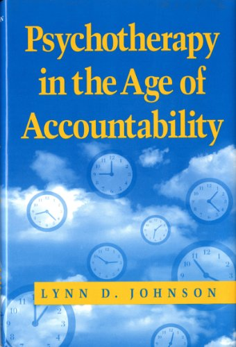 Psychotherapy in the Age of Accountability