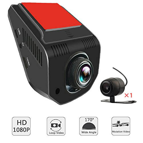 51b Ba3 mrL aidout fhd 1080p dash cam 170� wide angle dashboard camera  at readyjetset.co