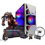 Pc Gamer Invictus I5 10ºGer. RX 570 16gb HD 1Tb SSD 480Gb