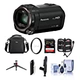 Panasonic HC-V770 Full HD Camcorder with Free Accessory Bundle