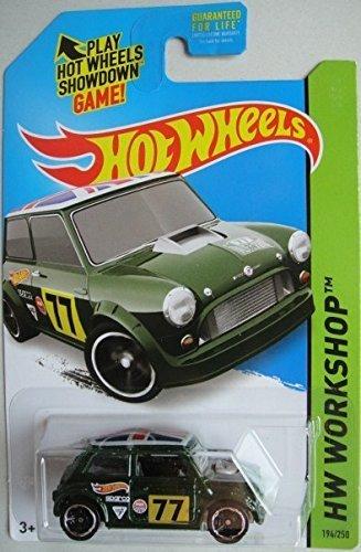 Buy Hot Wheels Morris Mini Hw Workshop 194250 Green Online At Low