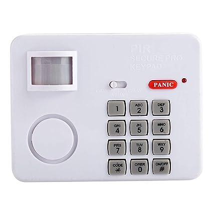 Sensor de alarma inalámbrico Sistema de alarma de seguridad ...