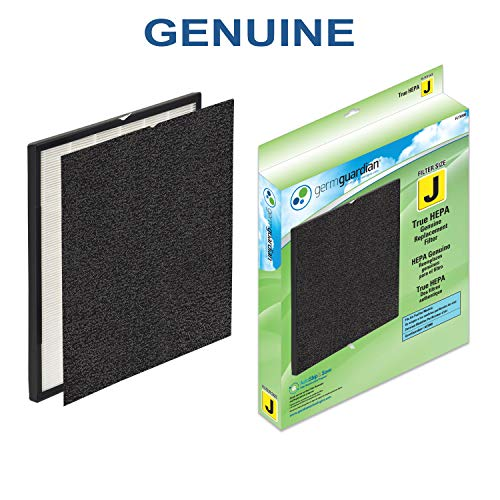 Germ Guardian Replacement - GermGuardian Air Purifier Filter FLT5900 Genuine HEPA Replacement Filter J for Germ Guardian AC5900WCA Air Purifier