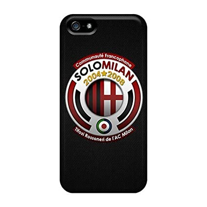 Amazon.com: Ac Milan 2 For Iphone Ipod Touch 4 Phone Case ...