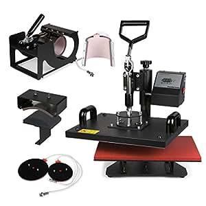 Amazon Com Bestequip Heat Press Machine 6 In 1