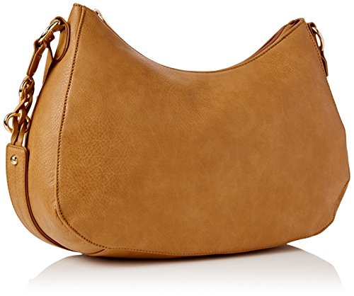Dorothy Bag Shoulder Womens Crescent Perkins Dorothy Perkins Brown Brown RwqxRZP