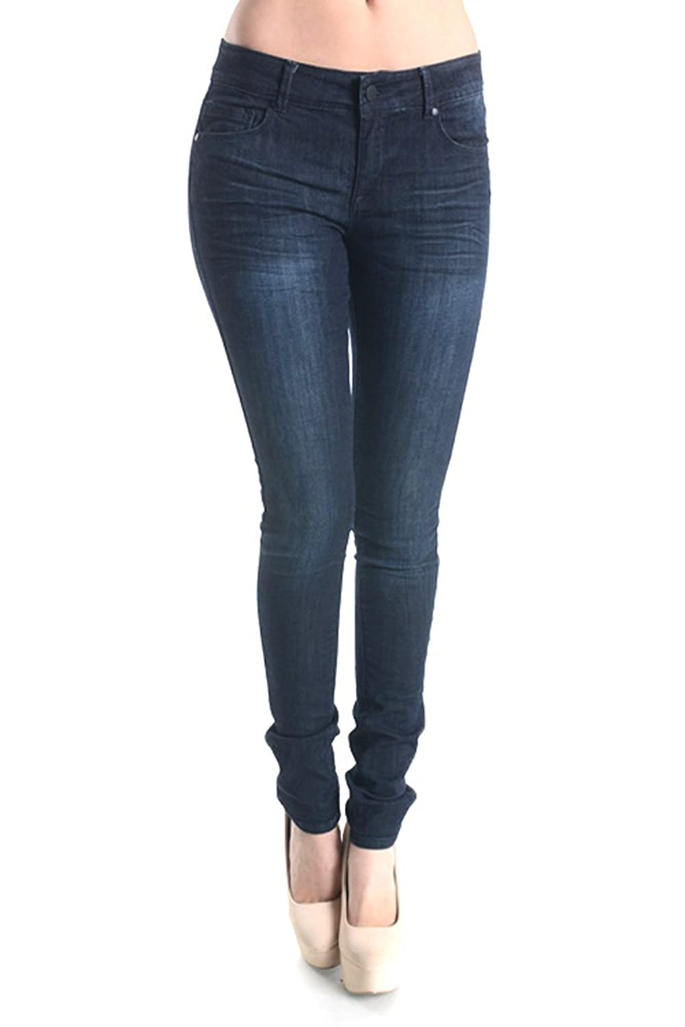 705d119cce cheap Nine Planet Women's Stretch Skinny Jean With 5 Pockets - url ...