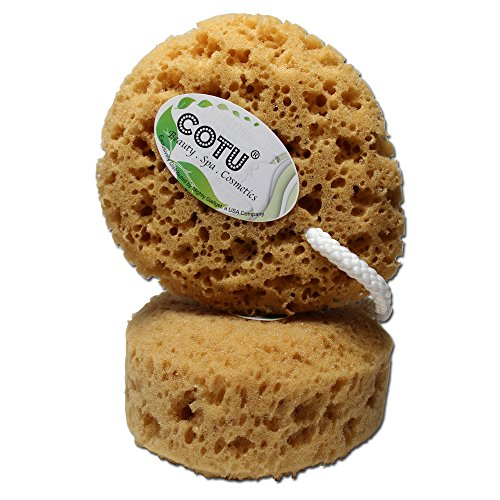 Twin Pack Of Cotu R Ultimate Lather Bath Sponge Cotu