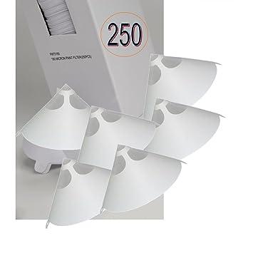 tamiz de 190 /μ de pintura filtro de pintura para el barniz del coche. 250 piezas