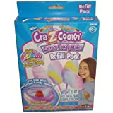 Cra-Z-Cookn' Cotton Candy Maker Refill Pack