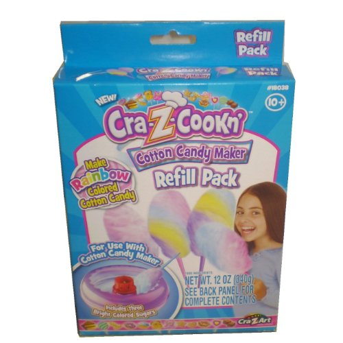 Cra Z Cookn Cotton Candy Maker Refill