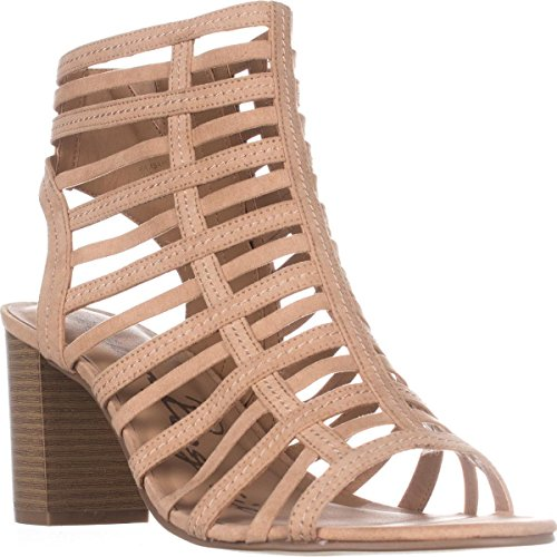 American Rag Womens Sanchie Open Toe Casual Strappy Sandals Light Sand