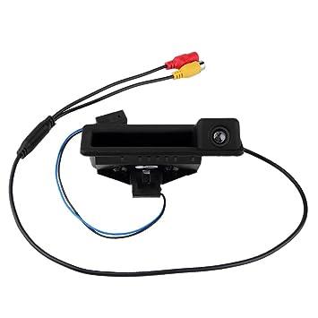 tuankayuk KFZ Rückfahrkamera Kamera für BMW X3 X5 X6 E39 E53 E70 on