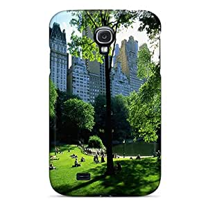 Faddish Phone Central Park Case For Galaxy S4 / Perfect Case Cover