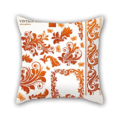 [NICEPLW Bohemian Pillowcase 20 X 20 Inches / 50 By 50 Cm Best Choice For Car,office,seat,teens Girls,deck Chair,bedding With Double] (Best Figure Skating Costumes)