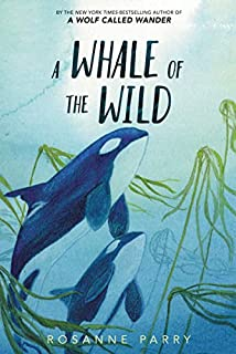 Book Cover: A Whale of the Wild