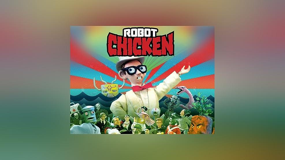 Robot Chicken - Season 3