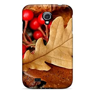 New Style Lucklystar Autumn Treasures Premium Tpu Cover Case For Galaxy S4