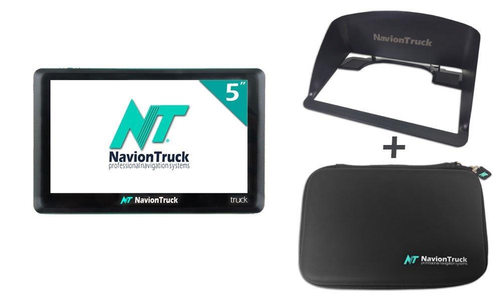 Pack Navion X5 Truck + Visera + Funda NavionTruck