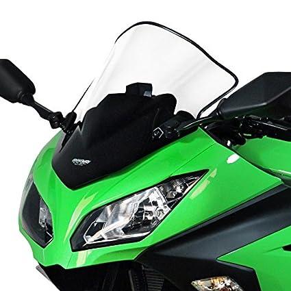 Cúpula Racing MRA Kawasaki Ninja 300 13-16 transparente ...