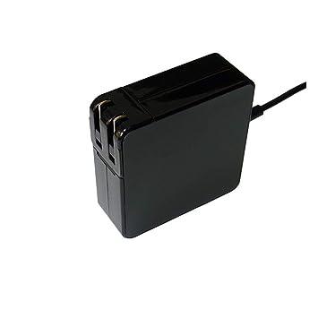 Amazon.com: 65W Cargador Adaptador AC para ASUS X450 X550 ...