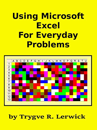 Using Microsoft Excel For Everyday Problems Practical Exercises