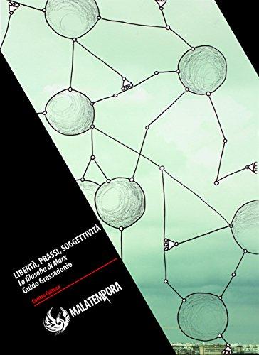 Libertà, prassi, soggettività: La filosofia di Marx (Contro Cultura) (Italian Edition)
