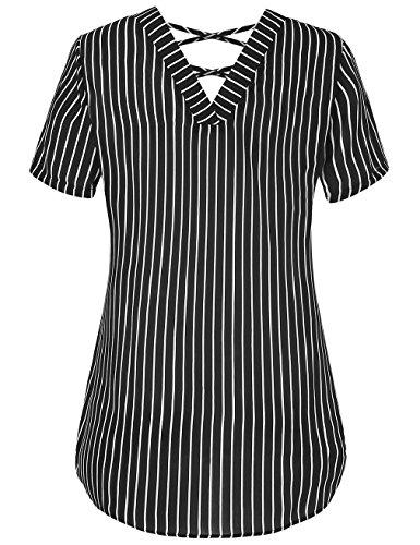 Messic - Camisas - para mujer negro