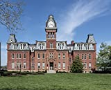Morgantown, WV - Photo - Woodburn Hall, first known as University Hall.- Highsmith