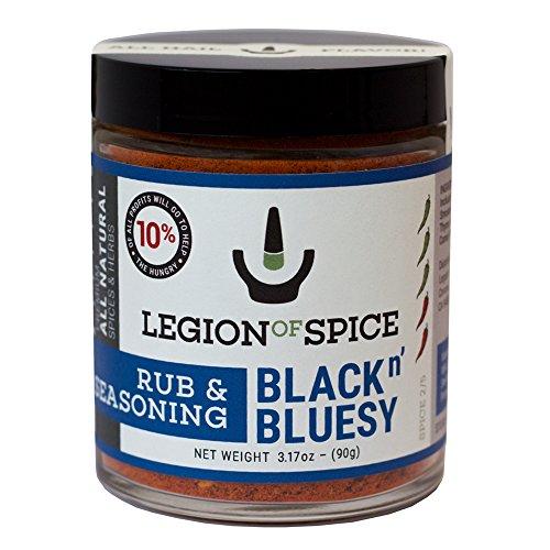 Legion Spice Black Bluesy Seasonings product image