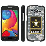 samsung galaxy avant [ArmorXtreme] Case for Samsung Galaxy Avant G386T [Designer Image Shell Hard Cover Case] - [US Army Camo]